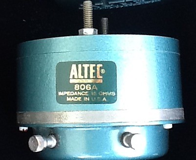 ALTEC 806A DRIVERS FOR PC