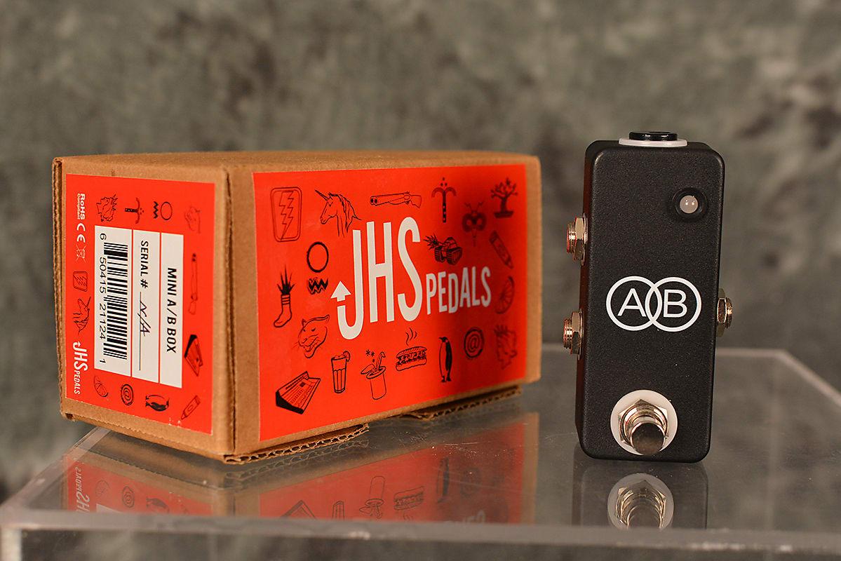 JHS Pedals Mini A//B Box Switcher Pedal