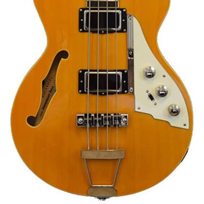 Duesenberg Starplayer Bass Trans Orange for sale