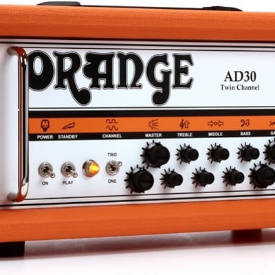 Orange AD30HTC 30-Watt Twin-Channel Guitar Amp Head