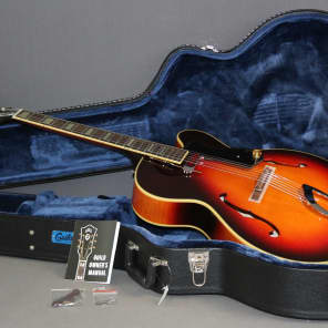 Guild Newark St. Collection A-150 Savoy Hollowbody Archtop Electric Guitar-w/HSC for sale