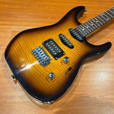 Jackson JS20 Brown Sunburst Gloss Finish NOS Electric Guitar