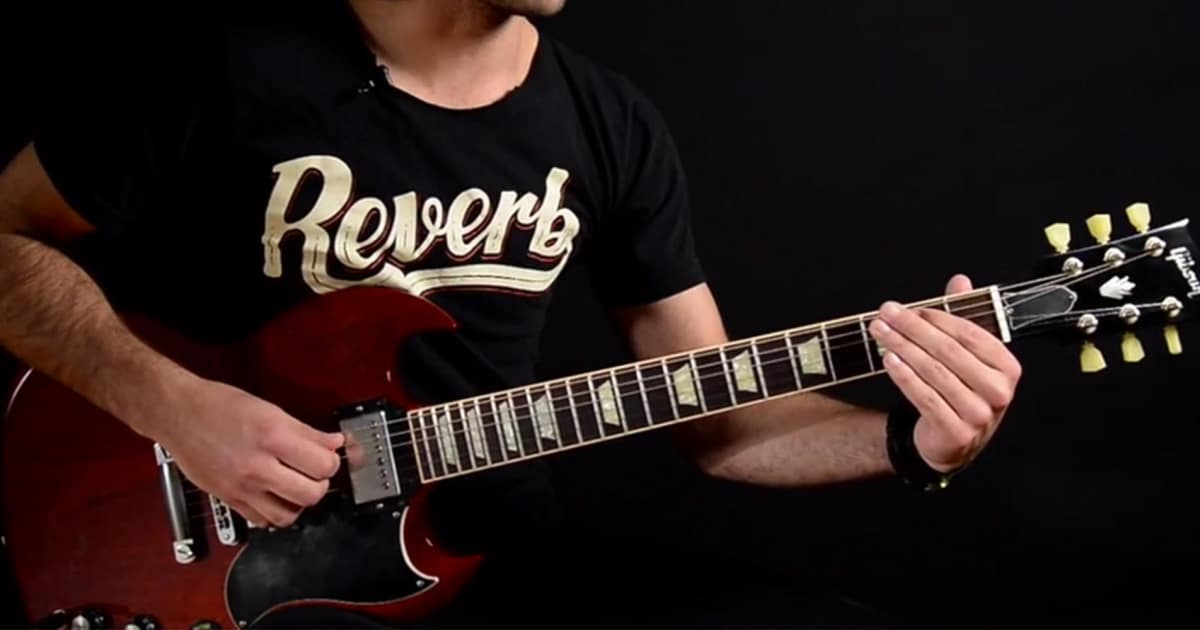 learn to play riffs in the key of tony iommi reverb news. Black Bedroom Furniture Sets. Home Design Ideas