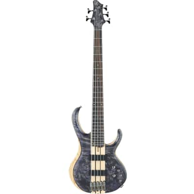 Ibanez BTB845 5-String Electric Bass -  Deep Twilight Low Gloss for sale