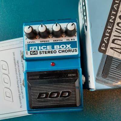 Vintage DOD FX-64 Ice Box Chorus for sale