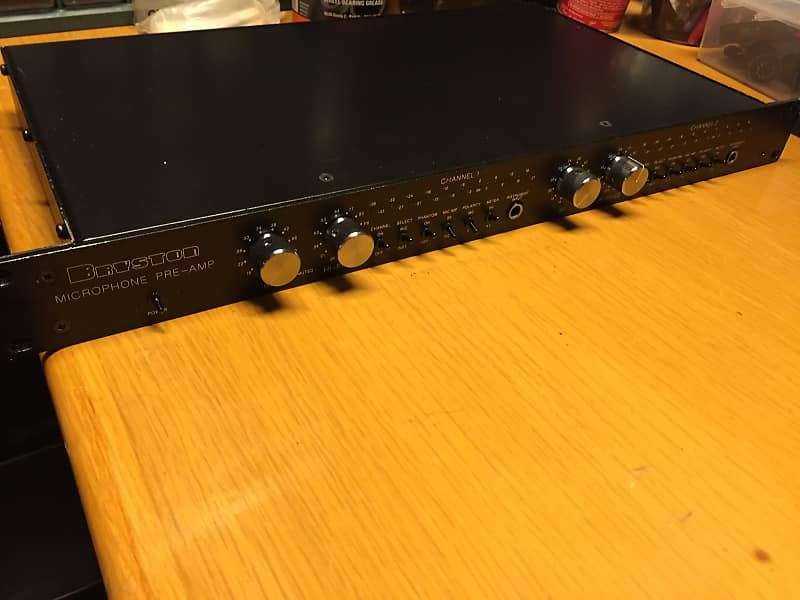 Bryston BMP2 dual channel Mic Preamp BMP-2 Black | Reverb