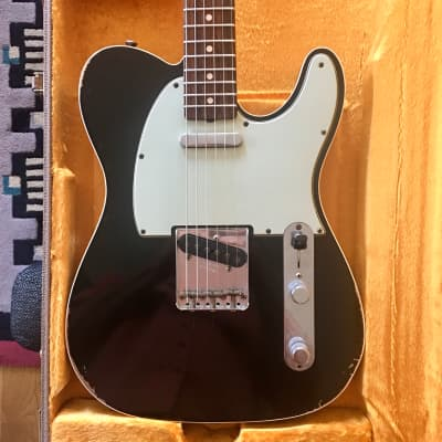 Fender Custom Shop '60 Reissue Tele Relic — Rare Color Combo for sale
