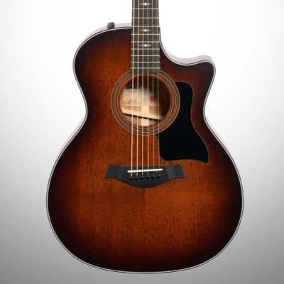Taylor 324ceV Grand Auditorium Acoustic-Electric Guitar (with Case)