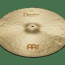"Meinl Byzance Jazz 22"" Medium Thin Ride B22JMTR Cymbal"