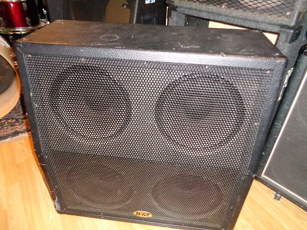 used b 52 lg 412v 4x12 guitar speaker cabinet reverb. Black Bedroom Furniture Sets. Home Design Ideas