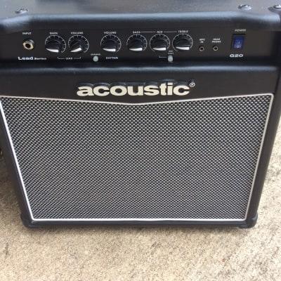 Acoustic G20  20 watt Amp