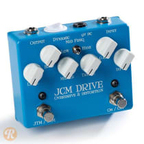 Weehbo JCM Drive Overdrive & Distortion 2010s Graphic image
