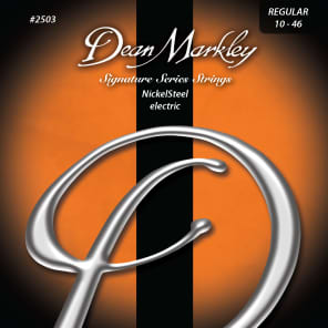 Dean Markley 2503C Nickel Steel 7-String Guitar Strings - Regular (10-56)