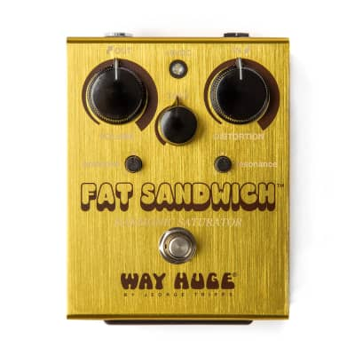 Way Huge WHE301 Fat Sandwich Harmonic Saturator Distortion