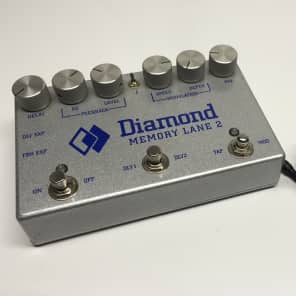 Diamond Memory Lane 2 Analog Delay
