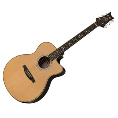 PRS AE40ENA SE Angelus Acoustic/Electric Guitar Natural w/ Case for sale