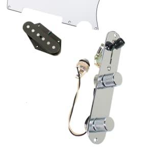 920D Custom Shop 40-11-10-21 DiMarzio Area T Loaded Prewired Tele Pickguard