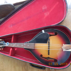 Mandolin MF 130 made in Japan by Kiso Suzuki for sale