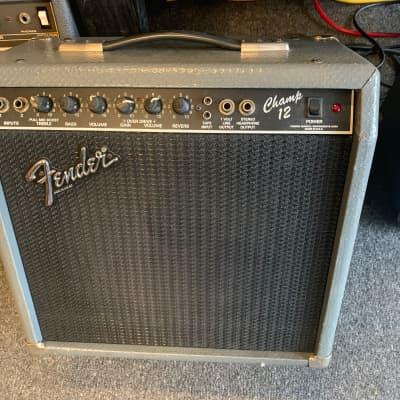 Fender Champ 12 12-Watt 1x12