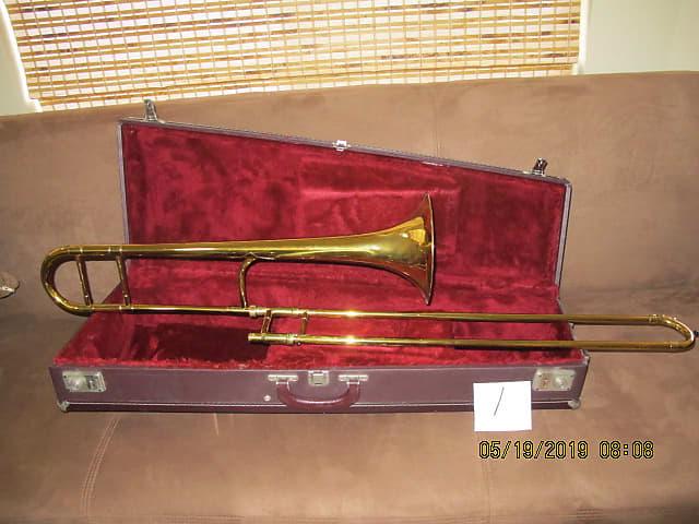 king 2b trombone jon 39 s music repair shop reverb. Black Bedroom Furniture Sets. Home Design Ideas