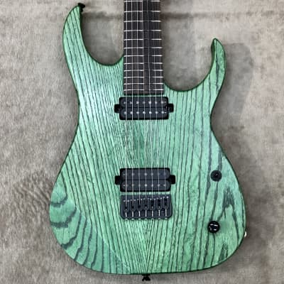 S7G Strictly 7 Guitars Cobra JS7 OL Green Oil【Made In Japan】 for sale
