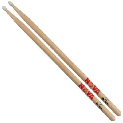 Vic Firth N7AN Nova Series 7A Nylon Tip Drumsticks