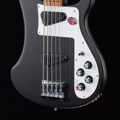 Rickenbacker 4003S/5 5 String Matte Black (755)