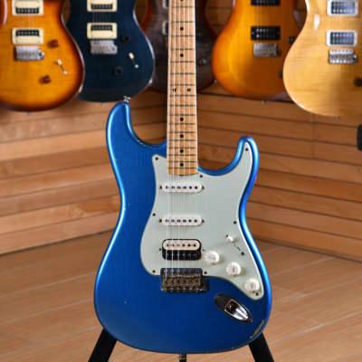 Fender Custom Shop '57 Stratocaster Relic Maple Neck Lake Placid Blue for sale