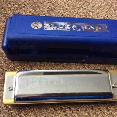 Hohner 532BX-EF MS Series Modular Blues Harp Harmonica - Key of Eb