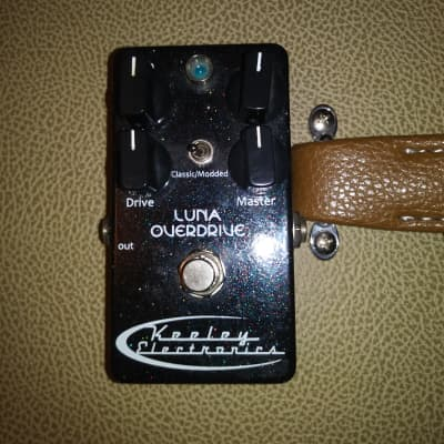 Keeley Luna Overdrive Pedal V1