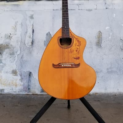 Vintage Giannini Craviola Acoustic Guitar for sale