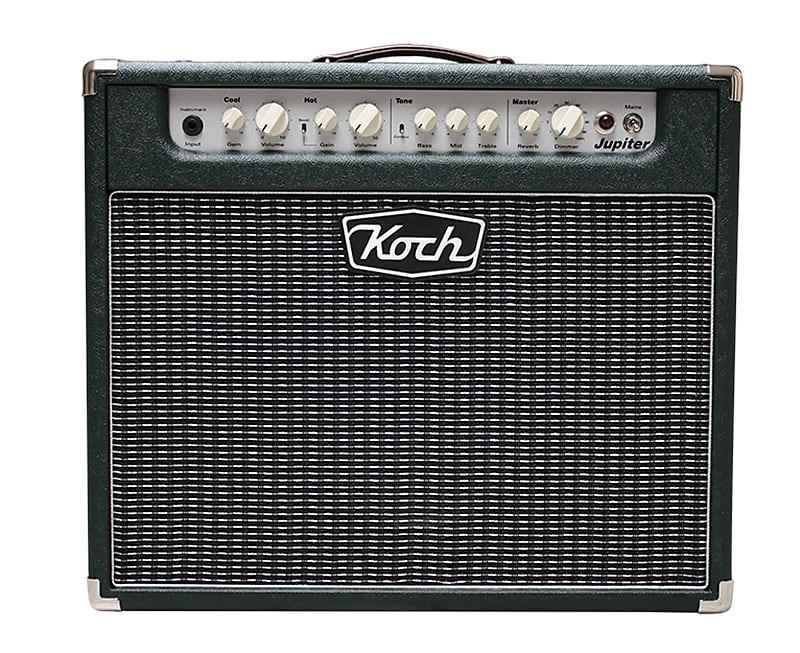 koch jupiter j45c 45w 1x12 tube hybrid guitar combo amp reverb. Black Bedroom Furniture Sets. Home Design Ideas