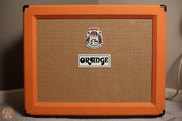 Orange ad30tc 30w 2x12 combo | reverb.