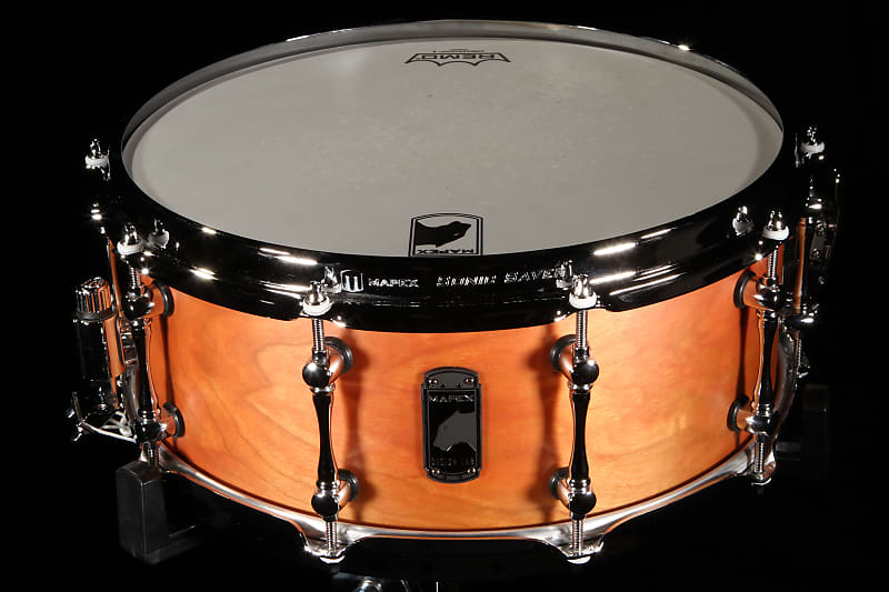 Mapex Black Panther Design Lab 14 Cherry Bomb Snare Reverb