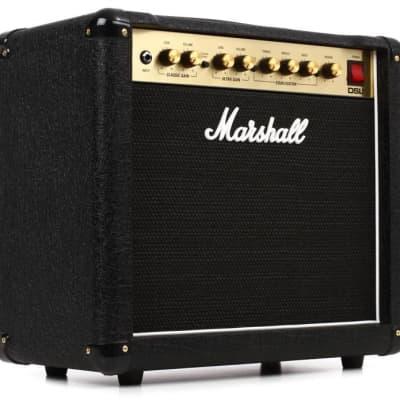 "Marshall DSL5CR 1x10"" 5 Watt Tube Guitar Combo with Reverb"