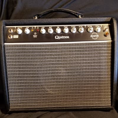 ddcb322297 OOP Quilter Aviator Guitar Combo Amplifier w/ separate Head Cabinet & Cases