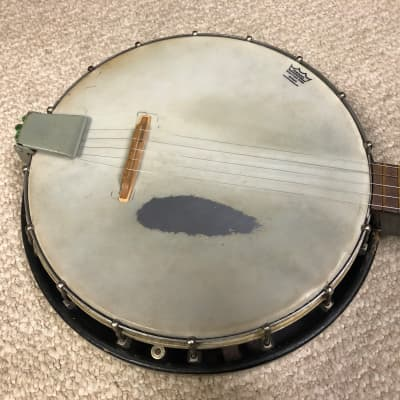 Vintage 1940s Kay Kamico 5-String Banjo & Case
