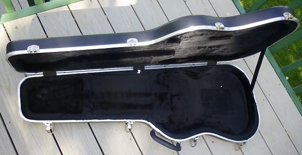 fender 2000 2007 molded electric guitar case for reverb. Black Bedroom Furniture Sets. Home Design Ideas