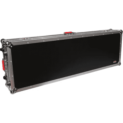 Gator G-TOUR-88V2SL 88-Key Slim Keyboard ATA Flight Case