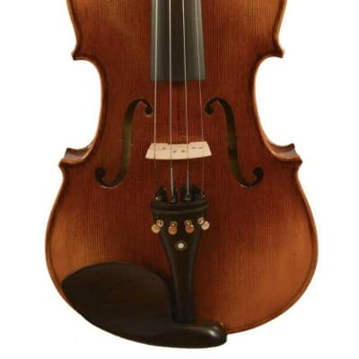 Vivace VA-500-16 Carved Select Solid Spruce Top 16-Inch Size Advanced Viola w/Lightweight Case & Bow