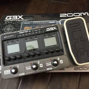 Zoom G3X Multi-effects