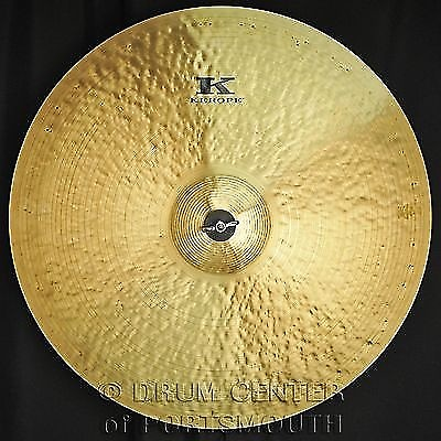 zildjian kerope ride cymbal 22 drum center of reverb. Black Bedroom Furniture Sets. Home Design Ideas