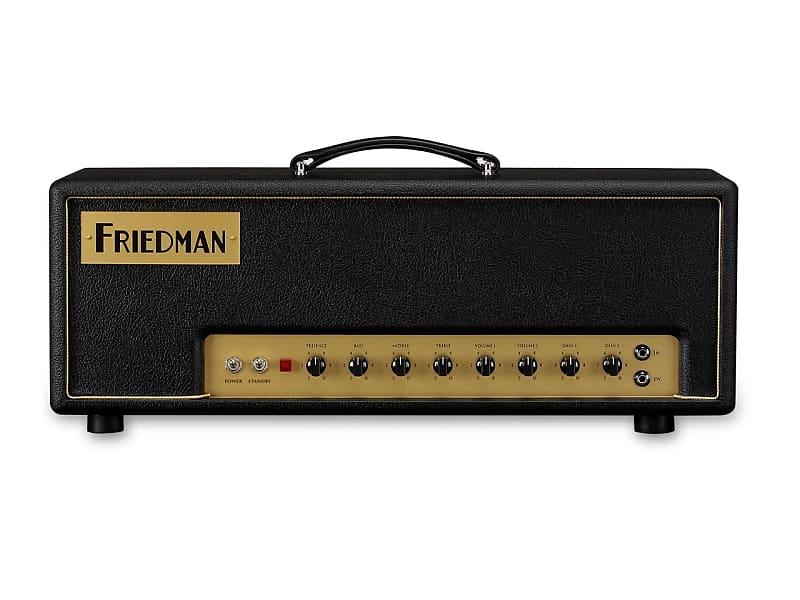 friedman small box 50 watt 2 channel tube head guitar amp reverb. Black Bedroom Furniture Sets. Home Design Ideas
