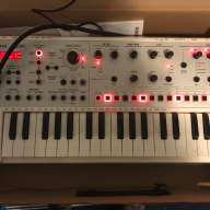 Roland JD-XI 2016 Limited Edition White
