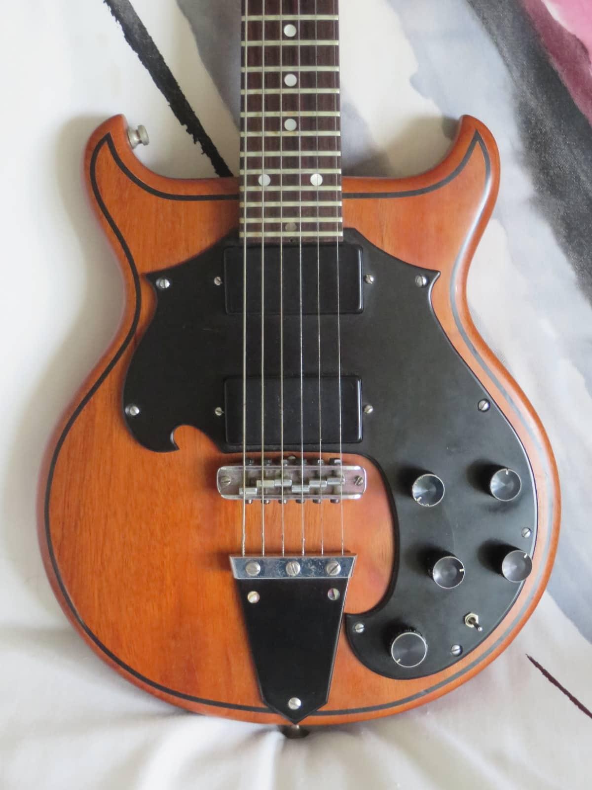 rick turner m 27 420 guitars reverb. Black Bedroom Furniture Sets. Home Design Ideas