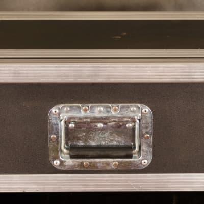 Calzone 4 Rack Road Case 2010 black/aluminum