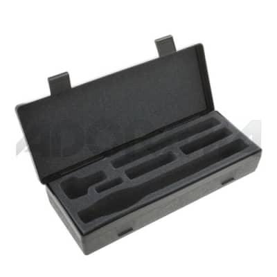 Sennheiser Case to Hold the ME62/K6(P) Combo, ME64/K6(P) Combo or Me 65/K6(P) Combo and ME66/K6(P) Combo