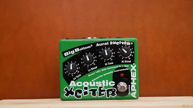 APHEX 1401 ACOUSTIC XCITER INSTRUCTION MANUAL Pdf …