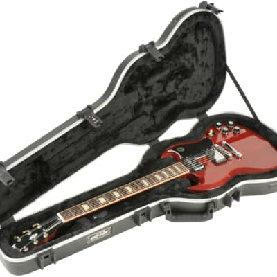 SKB-61 Hardshell Guitar Case for Gibson SG for sale
