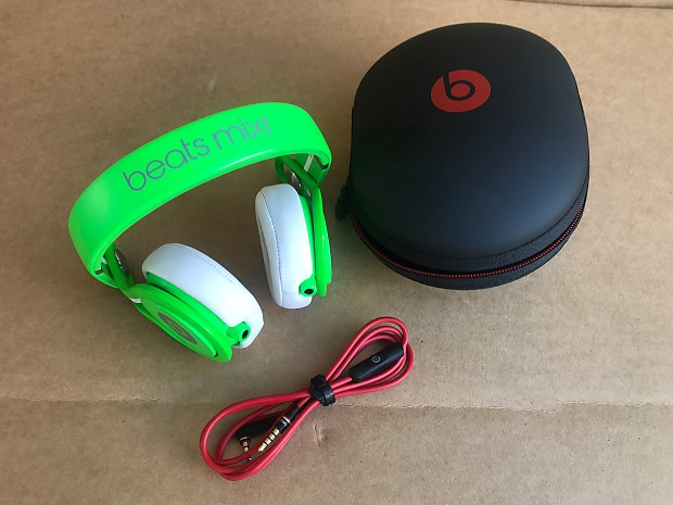 Beats By Dre Beats By Dr Dre Mixr Limited Edition Headphones Reverb